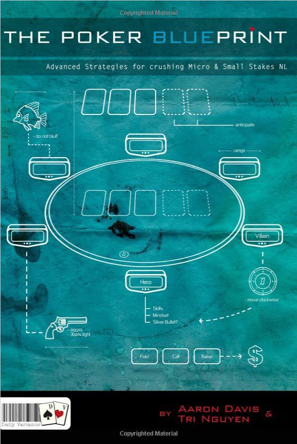 《扑克蓝图》(The Poker Blueprint)电子书pdf下载