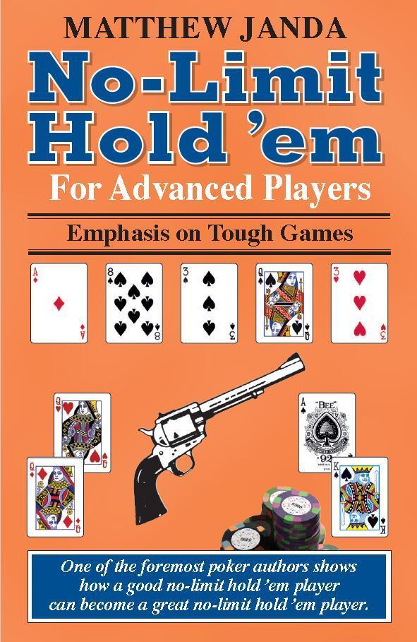 《无线德州扑克进阶指南》(No-Limit Hold'em For Advanced Players)电子书pdf下载