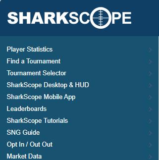 锦标赛成绩查询(sharkscope)